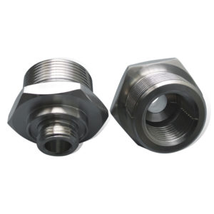 CEApprovedmachined metal partsManufacturer